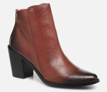 LATINA Stiefeletten & Boots in weinrot