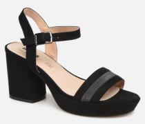 50398 Sandalen in schwarz