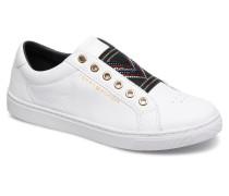 STUD ELASTIC ESSENTIAL SNEAKER Sneaker in weiß