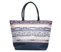 SHOPPER HI DESERT Handtasche in blau