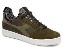 B.Elite camo socks Sneaker in grün