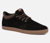 Gs Chukka Sneaker in schwarz