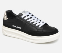 Abbey Bass C Sneaker in schwarz