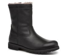 Fedro Igloo Stiefeletten & Boots in schwarz