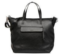 Izzy City Bag Handtasche in schwarz
