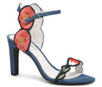 362 Sandalen in blau
