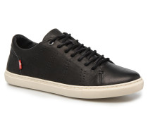 Levi's Vernon Sneaker in schwarz