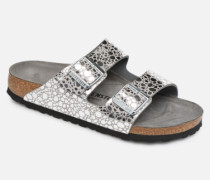 Arizona Flor W Clogs & Pantoletten in silber