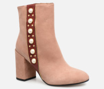 Cherry Stiefeletten & Boots in rosa