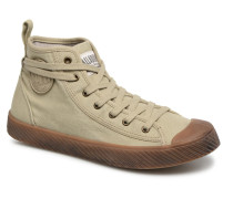 Pallaphoenix Mid Vtg U Sneaker in grau