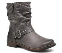 57621 Stiefeletten & Boots in grau