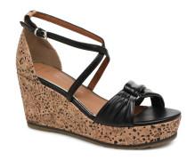Tizaz Sandalen in schwarz