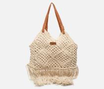 VIRGINIA BAG Handtasche in beige
