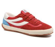 2832 Nylu Sneaker in rot