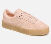 Sambarose W Sneaker in rosa