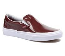 Classic SlipOn W Sneaker in weinrot