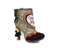 Fierce Piggy Stiefeletten & Boots in mehrfarbig