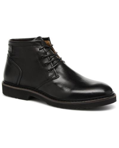 NYSTON PNM Stiefeletten & Boots in schwarz