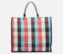 PESARO Large Shopper Handtasche in rot