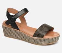 2CAT Sandalen in schwarz