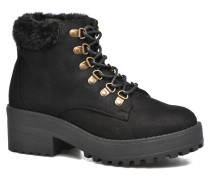 Moscu Stiefeletten & Boots in schwarz