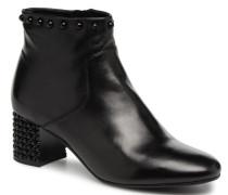 S1704X Stiefeletten & Boots in schwarz