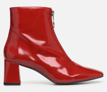 Night Rock boots #1 Stiefeletten & Boots in rot