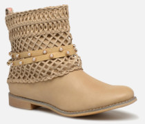 BESSIE Stiefeletten & Boots in beige