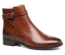 Netley Olivia Stiefeletten & Boots in braun