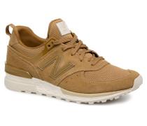 MS574 Sneaker in braun