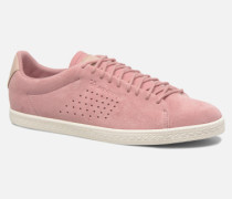Charline Suede Sneaker in rosa