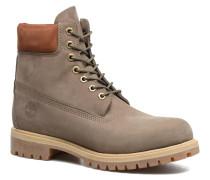 "6"" Premium Boot Stiefeletten & Boots in grau"