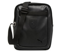 Motorsport Ferrari SFLS Portable Herrentasche in schwarz