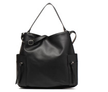 Ia Shoulder Bag Handtasche in schwarz