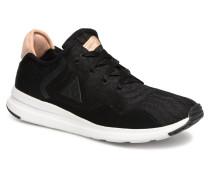 Solas W Metallic Sneaker in schwarz