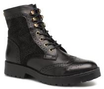 047514 Stiefeletten & Boots in schwarz