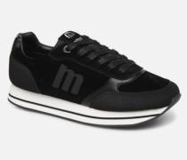 OCEAN Sneaker in schwarz