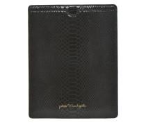 Big Etoile Porte iPad in schwarz