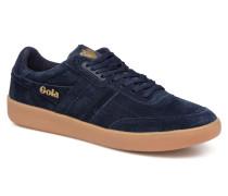 INCA SUEDE Sneaker in blau