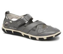 JulineF7221 Sneaker in grau