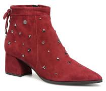 U7304X Stiefeletten & Boots in weinrot