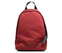 SHADOW ROUND BACKPACK Rucksäcke für Taschen in rot