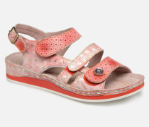 BRUEL 069 Sandalen in rot