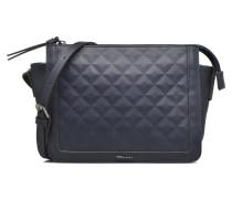 AURA Crossbody bag M Handtasche in blau