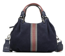 Double Porté Alice Handtasche in blau