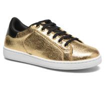 Technic Sneaker in goldinbronze