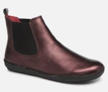 FANTIN Stiefeletten & Boots in lila