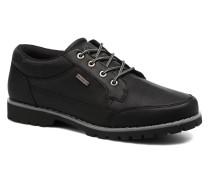 Tinoi Schnürschuhe in schwarz