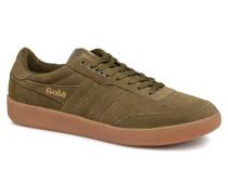INCA SUEDE Sneaker in grün