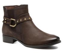 Kapria Stiefeletten & Boots in braun